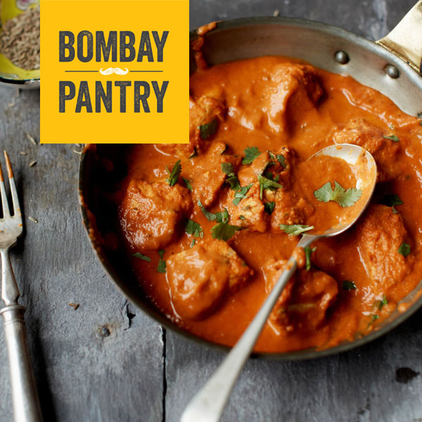 Bombay Pantry Gourmet Takeaway Customer