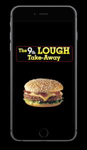 9th Lough Takeaway Ordering App Screenshot