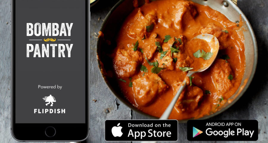 The Official Bombay Pantry Ordering App