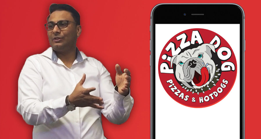 An Interview with Sandy Sood – Pizza Dog