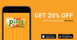 The pizza Slice Online Ordering App