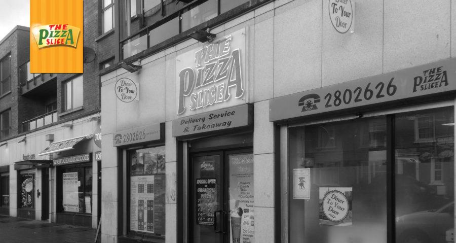 Dermot Bright Owner of The Pizza Slice