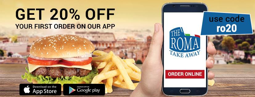 Roma tips to Increase Online Restaurant Orders with Facebook