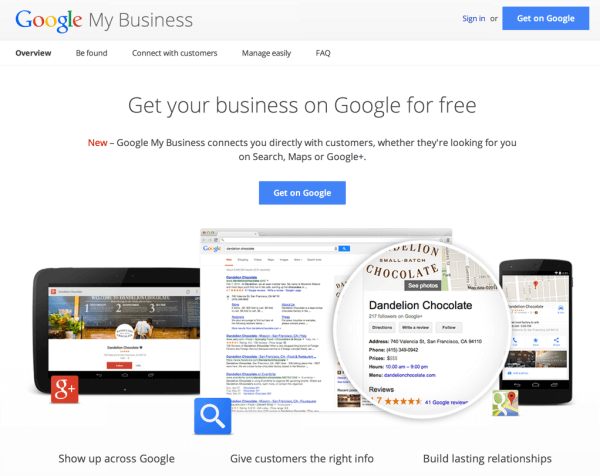 Google Business Setup helping SEO for online food ordering