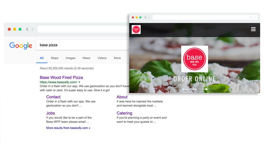 SEO for Online Food Ordering
