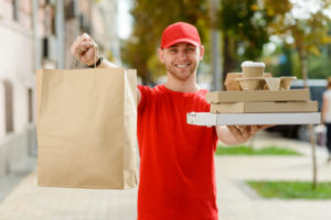 Why restaurants are leaving third-party aggregators - Delivery guy image