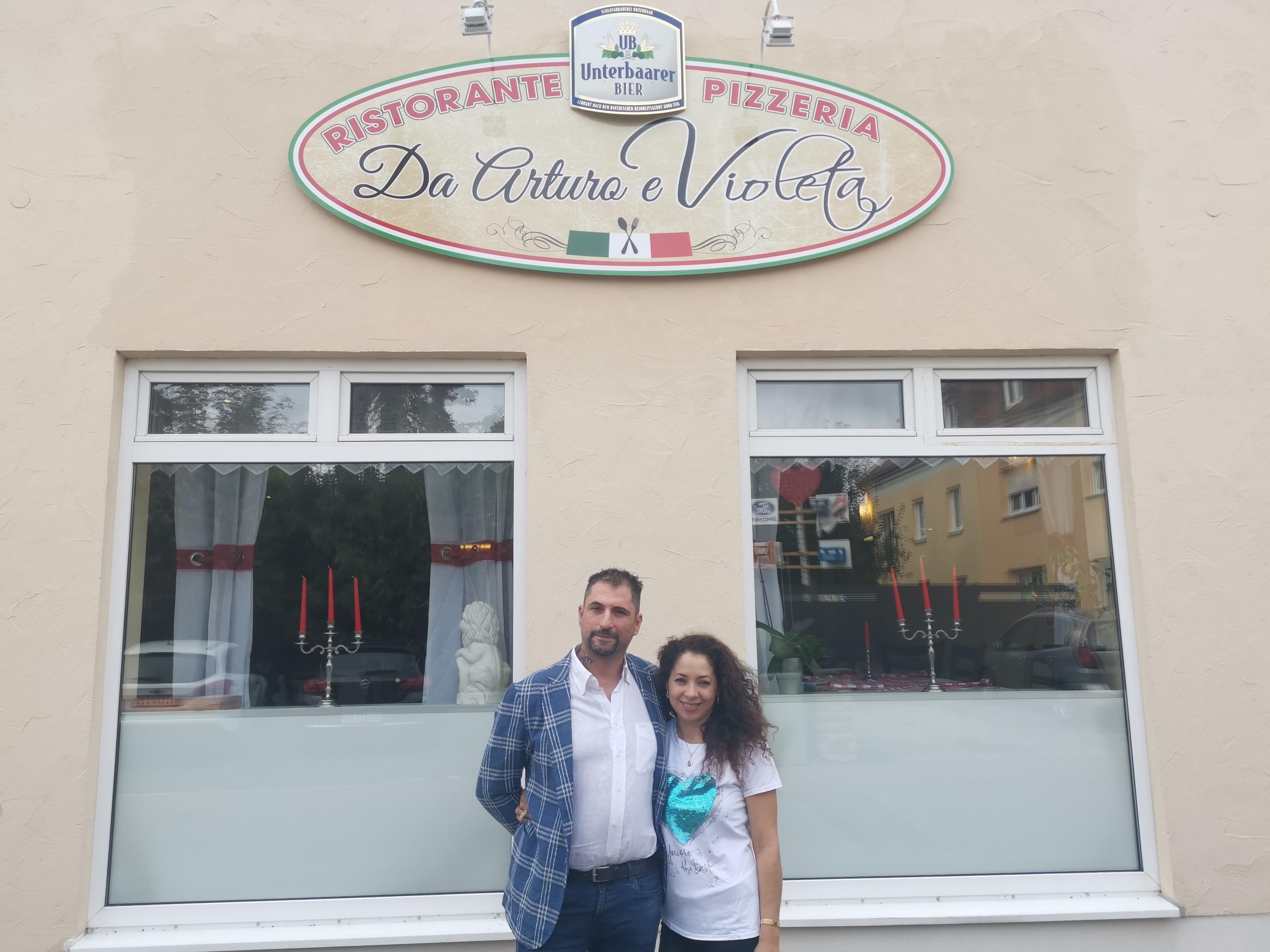 Interview mit Arturo und Violeta – Ristorante Pizzeria da Arturo e Violeta