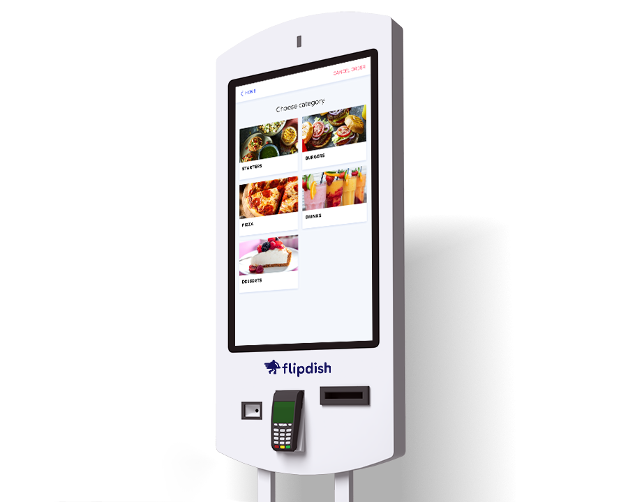 Flipdish Kiosks 32