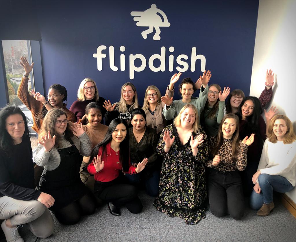 Women in tech, Flipdish