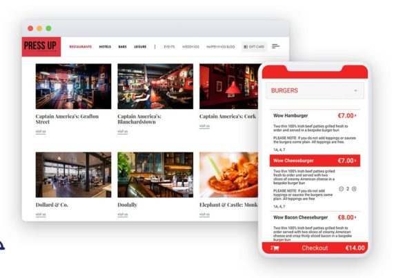 Flipdish Online Ordering for Restaurants