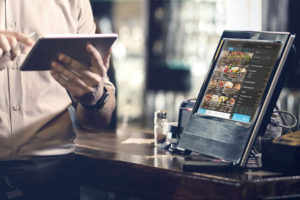 Integrate online ordering and POS in one central system - POS image