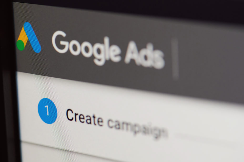 Google Ads -A tool used by restaurant marketing experts