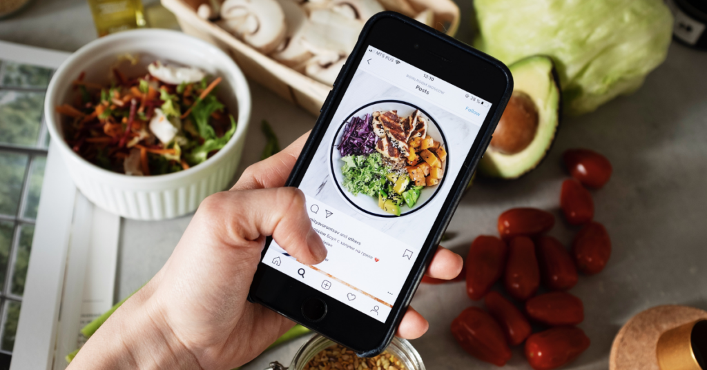Stories is a great way use Instagram to grow your restaurant business