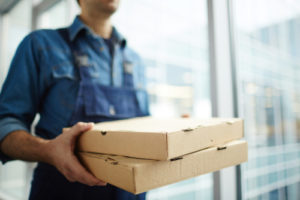 The software dilemma: Why the Flipdish system is so appealing - Pizza delivery image