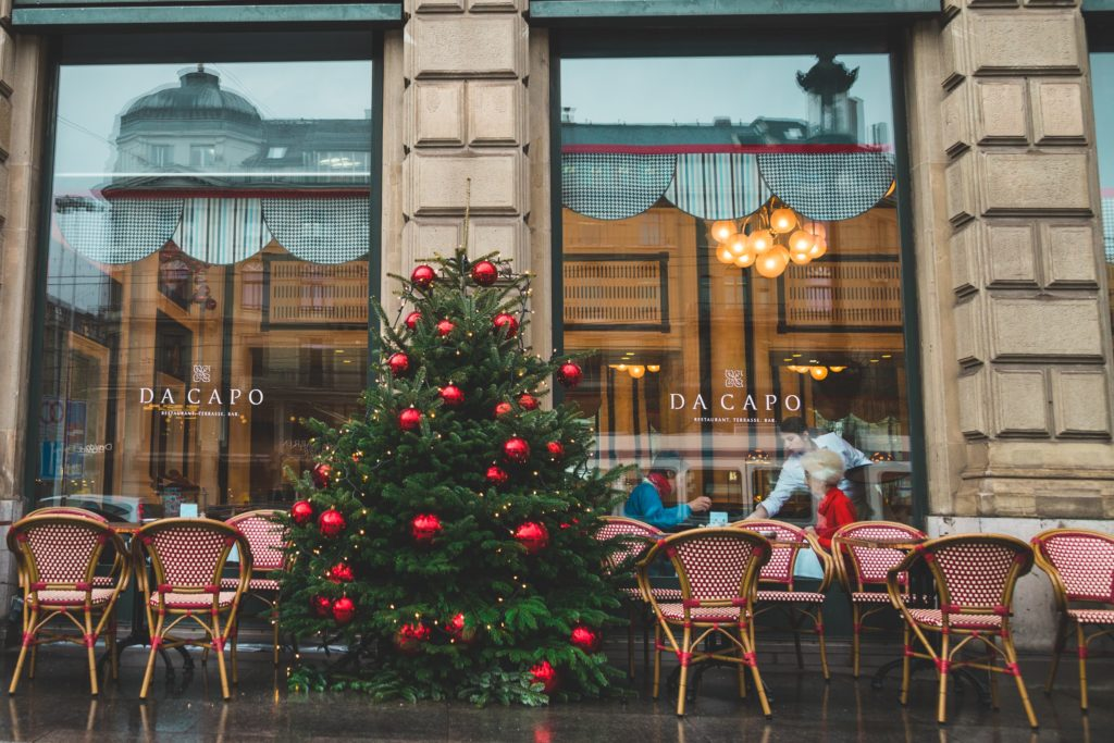 Outdoor dining How to prepare your restaurant for 2020 festive season