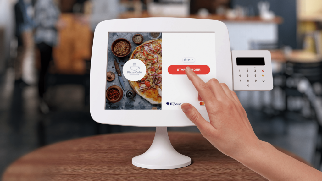Kiosk ordering a restaurant trend shaping the industry in 2021